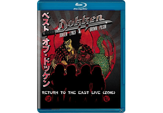 Dokken - Return To The East Live 2016 - (Blu-ray)