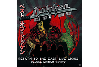 Dokken - Return To The East Live 2016 (Deluxe Edition) [CD]