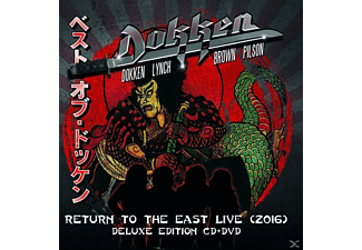Dokken - Return To The East Live 2016 (Deluxe Edition) - (CD + DVD Video)