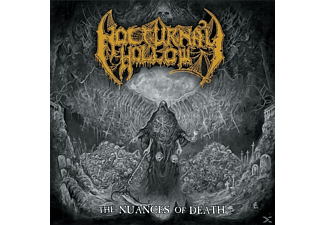 Nocturnal Hollow - THE NUANCES OF DEATH - (CD)