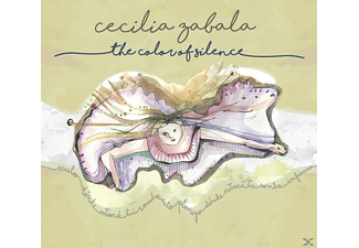 Cecilia Zabala - The Color Of Silence - (CD)