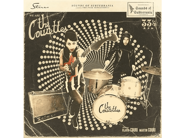 The Courettes - We Are The Courettes [CD]