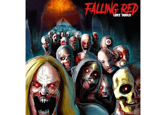 Falling Red - Lost Souls - (CD)