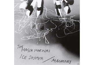The Magik Markers - Ice Skater/Machines - (Vinyl)