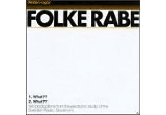 Folk Rabe - What?? - (CD)