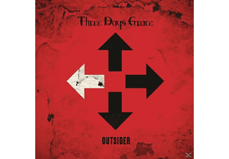 Three Days Grace - Outsider - (Vinyl)