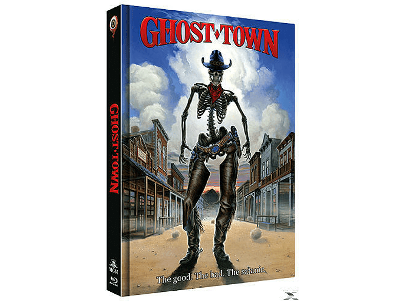 Ghost Town [Blu-ray + DVD]