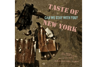 BJELLAND BROTHERS/TASTE O - Sparkling Apple Juice/Can We Stay With You? - (Vinyl)