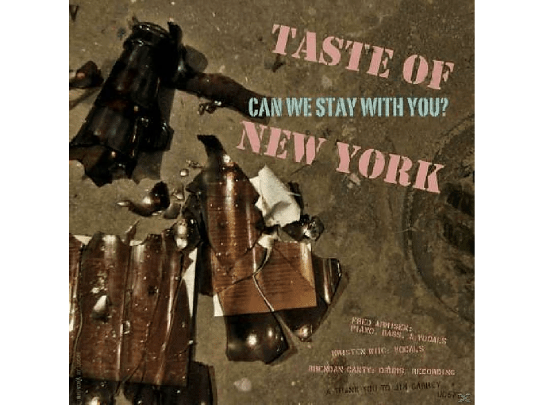 The Bjelland Brothers, Taste Of New York - Sparkling Apple Juice/Can We Stay With You? [Vinyl]