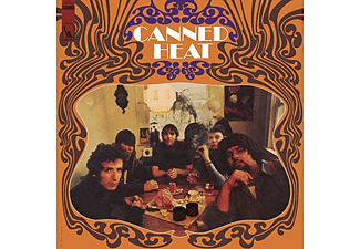 Canned Heat - Canned Heat (Japán Kiadás) (CD)