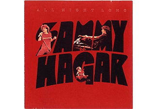 Sammy Hagar - All Night Long (Japán Kiadás) (CD)