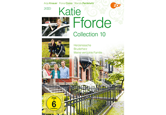 Katie Fforde Collection 10 - (DVD)