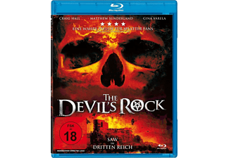 Nazi Bitch - War Is Horror (a.k.a. The Devil's Rock) - (Blu-ray)