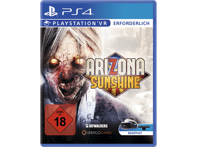 Arizona Sunshine [PlayStation 4]