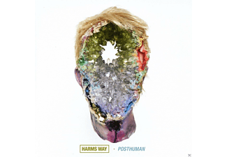 Harms Way - Posthuman - (CD)