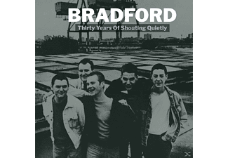 Bradford - Thirty Years Of Shouting Quietly - (CD)