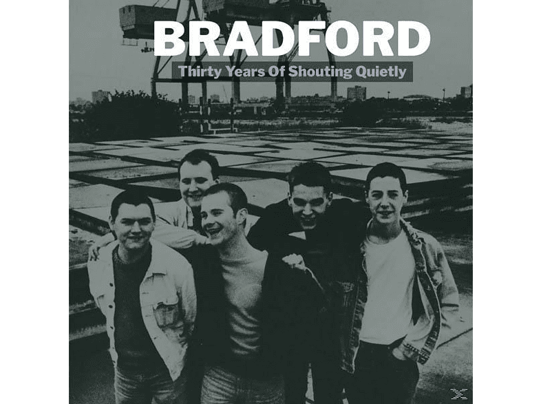 Bradford - Thirty Years Of Shouting Quietly [Vinyl]