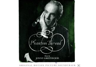 Jonny Greenwood - Phantom Thread - (CD)