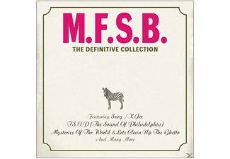 MFSB - The Definitive Collection (2CD Deluxe Edition) - (CD)