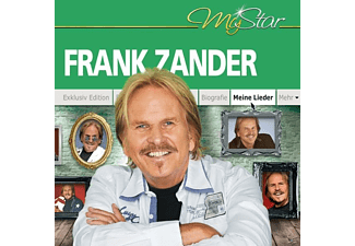 Frank Zander - My Star - (CD)