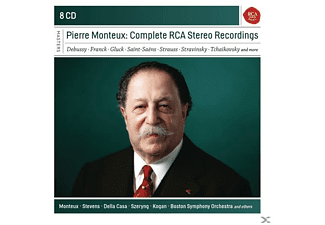 Pierre Monteux - Pierre Monteux-The Complete RCA Stereo Recordings - (CD)