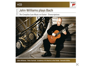 J.S. Bach - John Williams Plays Bach - (CD)