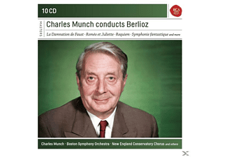 Louis Hector Berlioz - Charles Munch Conducts Berlioz - (CD)