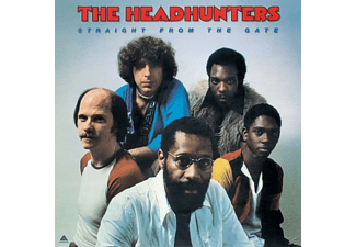 The Headhunters - Straight From The Gate - (Vinyl)