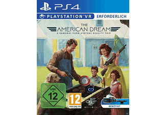 The American Dream VR - PlayStation 4