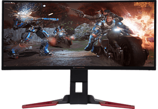 ACER Predator Z301C 29.5 Zoll Full-HD Gaming Monitor (4 ms Reaktionszeit, G-SYNC, 200 Hz)