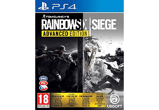 Rainbow Six Siege Advanced Edition (PlayStation 4)