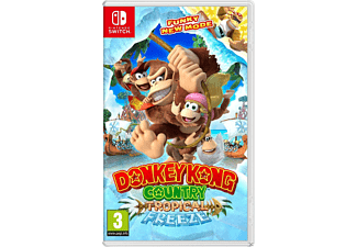 Nintendo Switch Donkey Kong Tropical Freeze