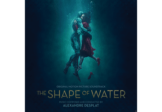 The Shape Of Water OST CD