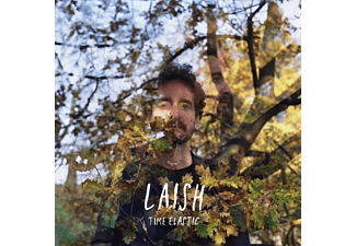 Laish - Time Elastic (LP+MP3) - (LP + Download)
