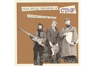 Wild Billy & Ctmf Childish - something''s missing inside / walking on the water - (Vinyl)