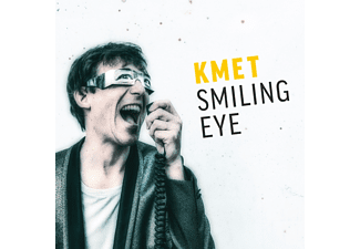 Kmet - Smiling Eye - (CD)