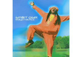 Smilin' Osei - Wayo Tactics - (CD)