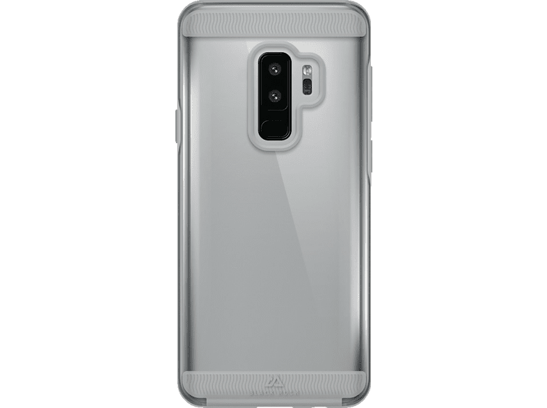 BLACK ROCK Air , Backcover, Samsung, Galaxy S9+, Thermoplastisches Polyurethan, Transparent