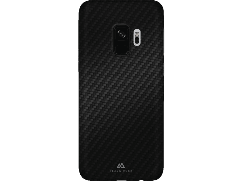 BLACK ROCK Ultra Thin Iced , Backcover, Samsung, Galaxy S9, Polypropylen, Flex Carbon