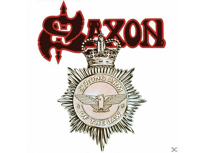 Saxon - Strong Arm of the Law [Vinyl]