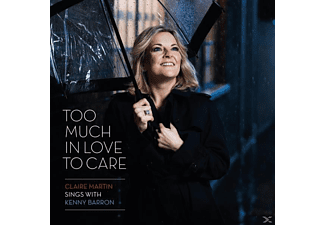 Steve Wilson, Kenny Washington, Kenny Barron, Claire Martin, VARIOUS - Too Much in Love to Care - (CD)