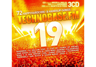 VARIOUS - TechnoBase.FM Vol.19 - (CD)