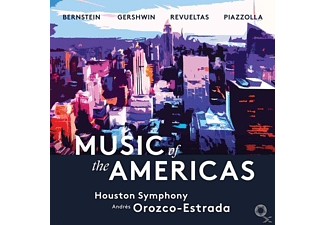 Orozco-estrada Andre - Music of the Americas - (SACD Hybrid)