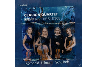 Clarion Quartet - Breaking the Silence - (CD)