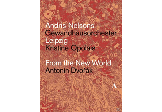 Gewandhausorchester Leipzig, Opolais Kristine - From the New World - (DVD)