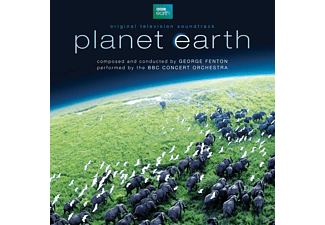 BBC Concert Orchestra - Planet Earth - (CD)