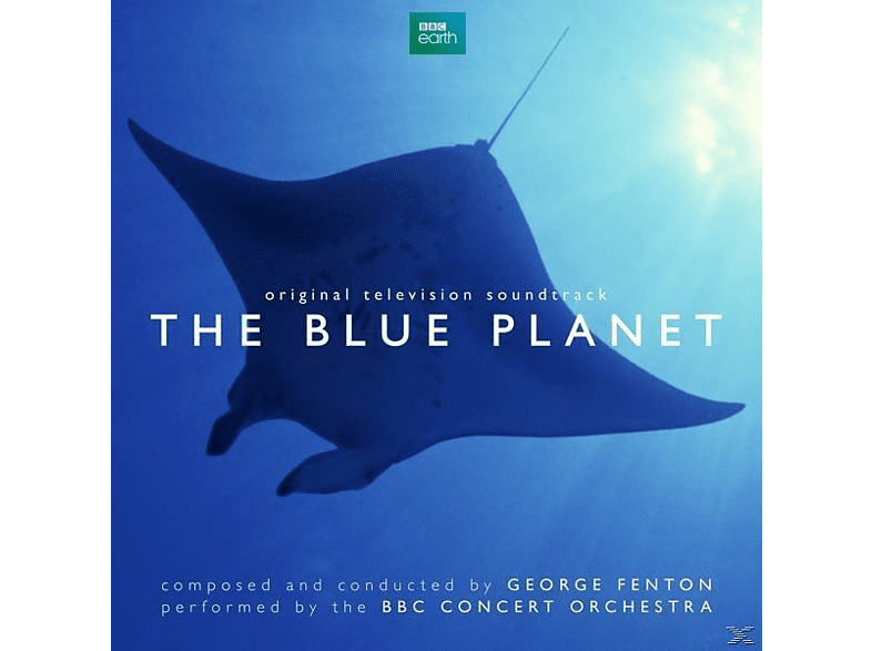 BBC Concert Orchestra - The Blue Planet [CD]