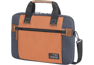 "SAMSONITE Sideways 13.3"" Datorväska - Blå/Orange"