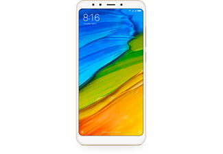 Xiaomi redmi 5 plus 32gb gold mediamarkt
