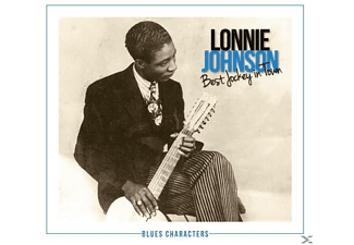 Lonnie Johnson - Best Jockey In Town - (CD)